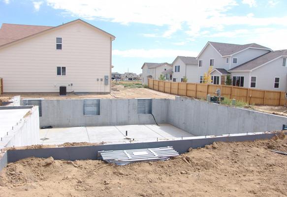 superb concrete vs wood house for sale