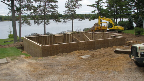 Concrete Vs Wood Foundations Premium Home Inspections